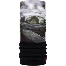 Buff Polar Mountain Tubo de cuello, 3 cime black